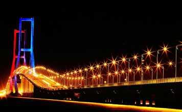 Proyek Jembatan Suramadu
